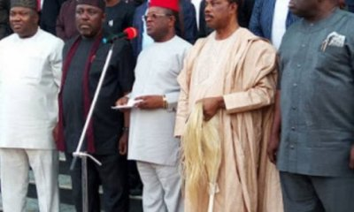 South- East Governors Proscribe IPOB