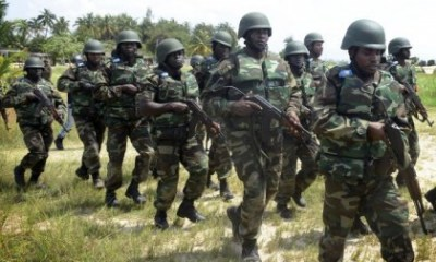 Troops wipe out 37 terrorists in Yobe State
