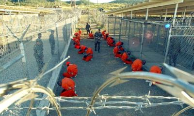 Russia Expresses Concern Over U.S. Decision To Keep Guantanamo Prison Open