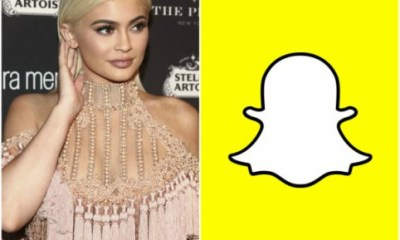 Snapchat Loses $1.3bn After Kylie Jenner's Tweet