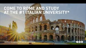 Apply: Italian Government Scholarship Programme For Foreign countries Students 2019