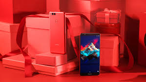 Valentine: Huawei's Flagship Device Launches in Red