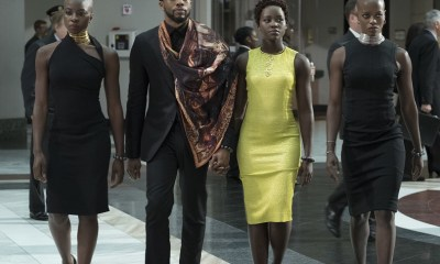 WInning! #BlackPanther emerges 4th Highest Grossing Movie of All-Time in U.S, 10th Globally