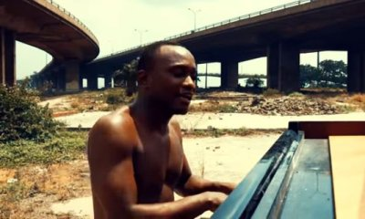Even if it's for publicity, nothing wrong with it - Brymo speaks on nude video