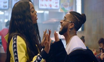 """Video Download: Tiwa Savage drops Video for """"Get it Now"""" Remix feat. Omarion"""