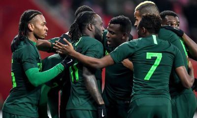 Nigeria vs Congo DR: See schedule and all you need to know