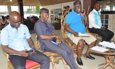 Okorocha wins senatorial ticket, son-in-law emerges APC guber candidate in Imo