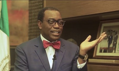 Watch AfDBank President Akinwumi Adesina's inspiring chat on Forbes Africa's 'My Worst Day With Peace Hyde'