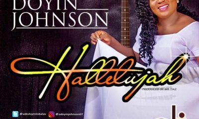 Download Music: Doyin Johnson – Hallelujah