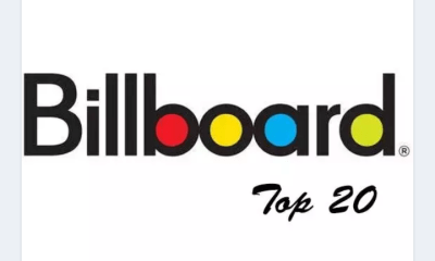 Check Out Billboard Top 20 For This Week!