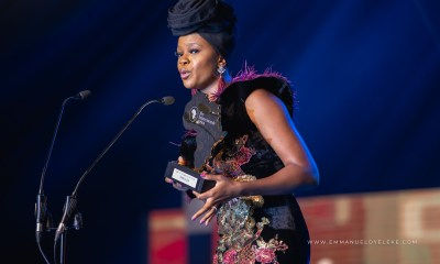 Mercy Johnson, Ibukun Awosika, Jumoke Adenowo, Salawa Abeni attend The Future Awards Africa 2018 | See Photos
