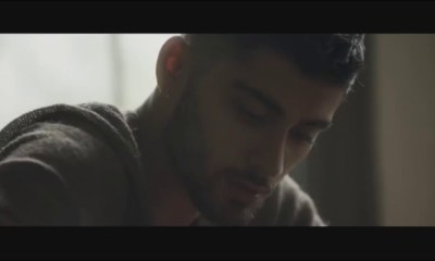 Video+Lyrics: Zayn Ft Nicki Minaj - No Candle No Light