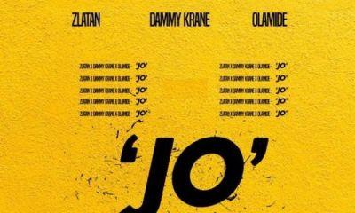 Download: Zlatan Ft. Dammy Krane & Olamide – Jo
