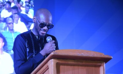 2Baba named Fellow of School of Music at OAU | Photos