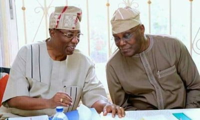Vote PDP across board says Atiku as Gbenga Daniel endorses APC in Ogun
