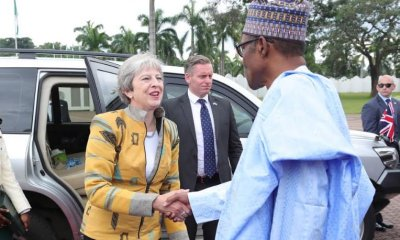 """""""Because he patronises your hospitals?' - group slams UK for congratulating Buhari"""