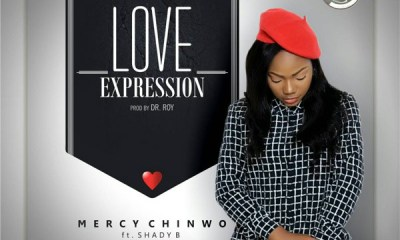 Mercy Chinwo Ft. Shady B – Love Expression [Audio+Lyrics]