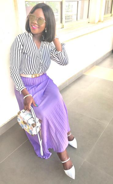 How I started TheShoeShop from my room - Omolola Quadri shares entrepreneurial story