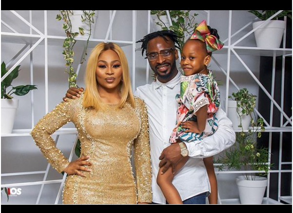 Artist – 9ice Flaunts His Wife And Daughter In Lovely Photos