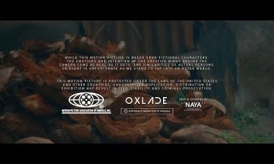 Oxlade – Shugar (Video)