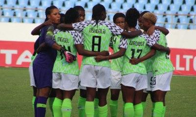 Nigeria's Super Falcons to battle Mali, Niger, Burkina Faso