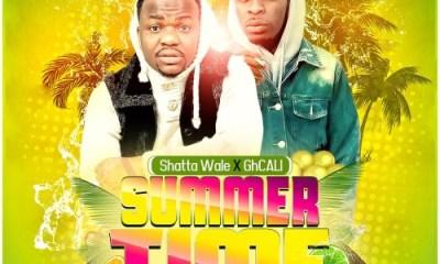 Shatta Wale ft. Gh Cali – Summer Time