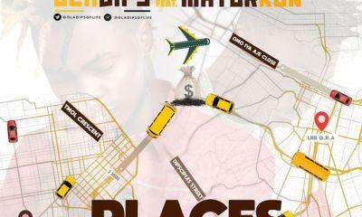 """Oladips ft Mayorkun -""""Places"""""""