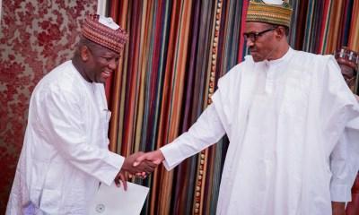 Buhari hosts Yari in Saudi Arabia, queries insecurity in Zamfara