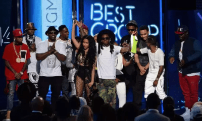 Rapper Signed To Lil Wayne's Record Label, Young Money Sentenced To Life Imprisonment