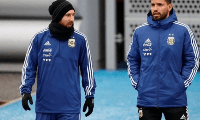 Sergio Aguero Denies Claim That Messi Doesn't Deserve Ballon D'Or
