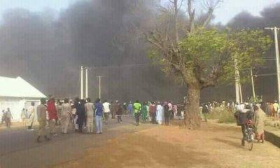 Teachers, students kidnapped as gunmen attack girls' school in Zamfara