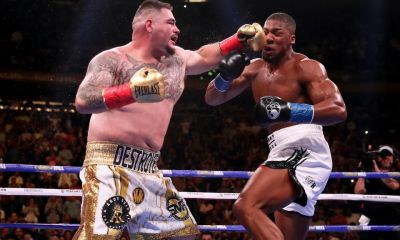 Anthony Joshua's next match with Andy Ruiz Jr to be confirmed next week
