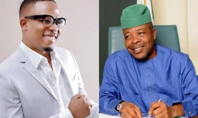Governor Ihedioha appoints rapper Naeto C as special assistant