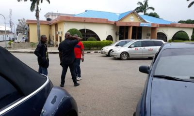 Police, DSS parade AIT, Raypower offices hours after reopening