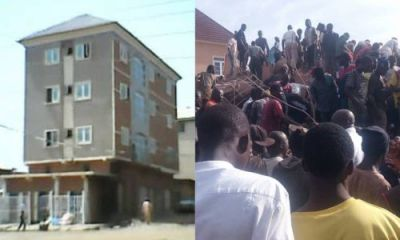 How 14 Were Killed in Jos Building Collapse