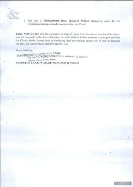 Kizz Daniel sues Vanguard over COZA story