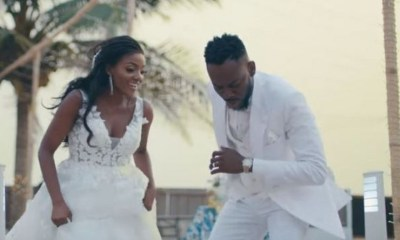 Simi and Adekunle Gold serve couple goals in 'By You' video | Watch!