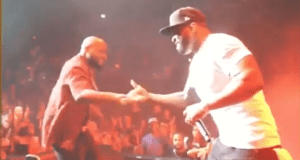 Davido wows audience with stunning performance alongside 50 Cent