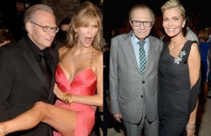 LARRY KING DIVORCE HIS 7TH WIFE