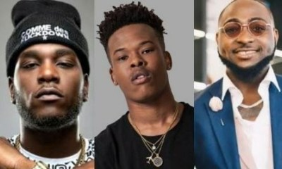 Nasty C, Davido, Burna Boy, lead nominees for the 6th AFRIMA Awards | See full list