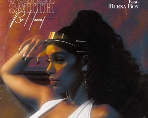 Jorja Smith Ft. Burna Boy — Be Honest