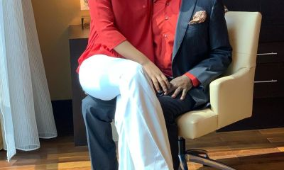 ICYMI: The photos of Regina Daniels and her husband everyone is talking about