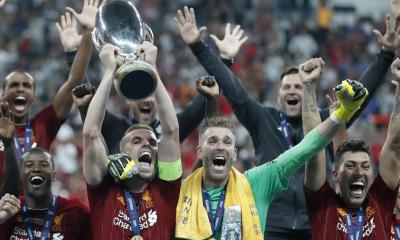 Adrian the Hero as Liverpool wins UEFA Super Cup