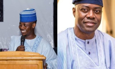 Seun Fakorede 27-year-old OAU graduate nominated as commissioner by Governor Makinde topnaija.ng