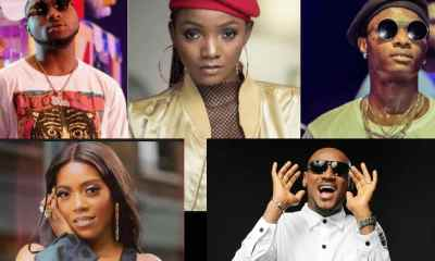 Simi, Burna Boy, Tiwa Savage others nominated for 2019 AFRIMA award | See full list!