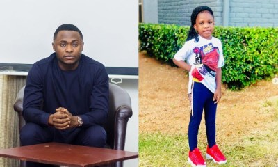 Ubi Franklin on his babymamas
