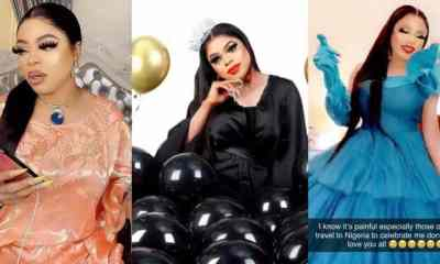 Bobrisky failed birthday party