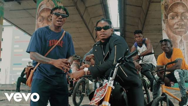 Video: Lil Kesh Ft Mayorkun - Nkan Be