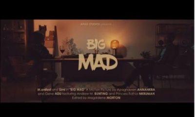 VIDEO: M.anifest ft. Simi – Big Mad [VIDEO]