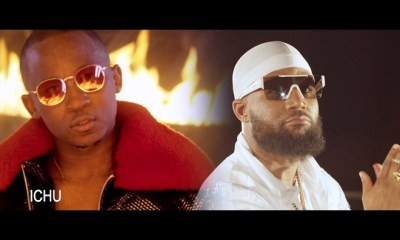 Khuli Chana ft. Cassper Nyovest – Ichu [VIDEO]